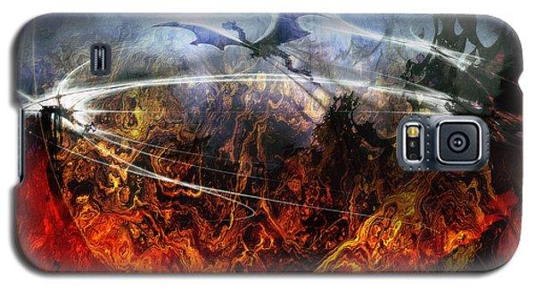 Dragon's Dawn Galaxy S5 Case