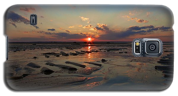 Dramatic Sunset Galaxy S5 Case