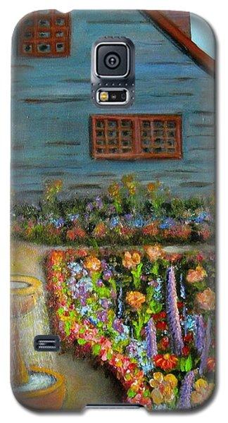 Dream Garden Galaxy S5 Case by Laurie Morgan