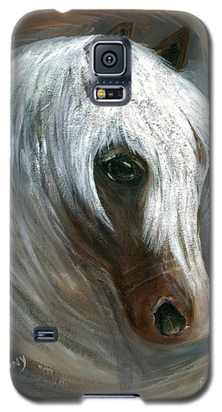 Galaxy S5 Case featuring the painting Dream Weaver by Barbie Batson