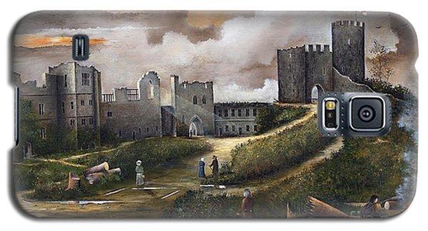 Dudley Castle 2 Galaxy S5 Case