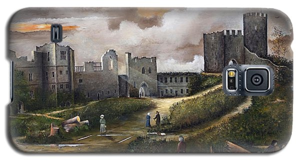 Dudley Castle 2 Galaxy S5 Case