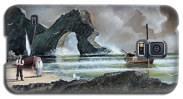 Durdle Door - Dorset Galaxy S5 Case