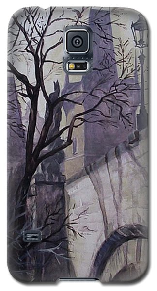 Dusk At The Charles Bridge Galaxy S5 Case