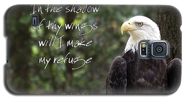 Eagle Scripture Galaxy S5 Case