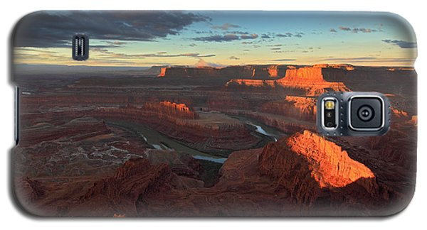 Early Morning At Dead Horse Point Galaxy S5 Case