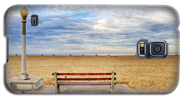 Early Morning At The Beach Galaxy S5 Case