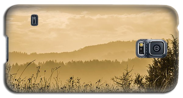 Early Morning Vitosha Mountain View Bulgaria Galaxy S5 Case by Jivko Nakev