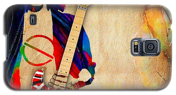 Eddie Van Halen Special Edition Galaxy S5 Case by Marvin Blaine