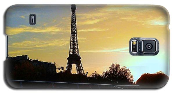 Eiffel02 Galaxy S5 Case