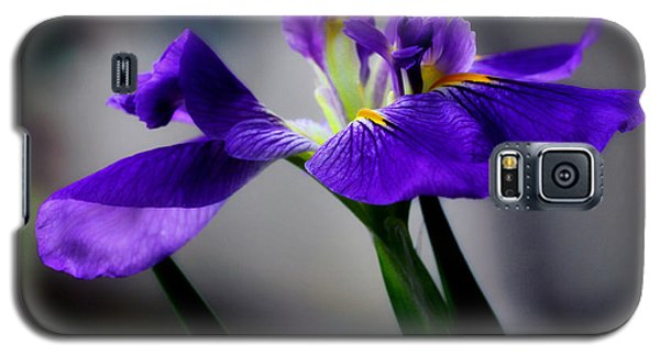 Elegant Iris Galaxy S5 Case