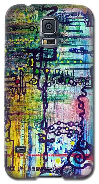 Emergent Order Galaxy S5 Case by Regina Valluzzi