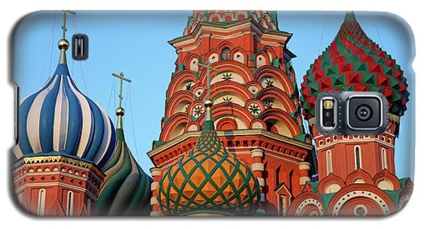 Europe, Russia, Moscow Galaxy S5 Case by Kymri Wilt