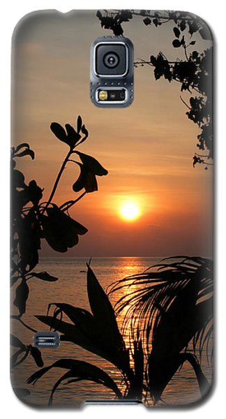 Evening Sun Galaxy S5 Case