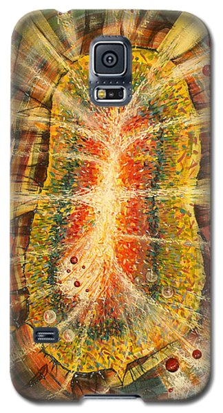 Fabric Of Life Galaxy S5 Case