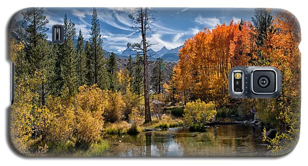 Fall At Bishop Creek Galaxy S5 Case