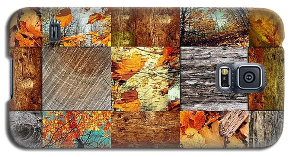 Fall  Galaxy S5 Case by France Laliberte