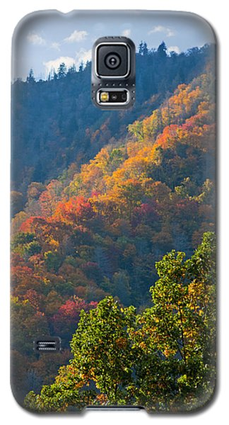 Fall Smoky Mountains Galaxy S5 Case