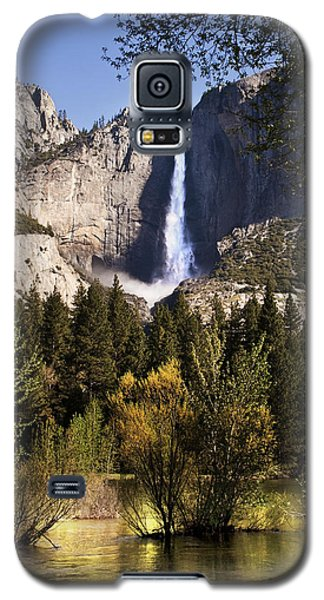 Falls Yosemite National Park  Galaxy S5 Case
