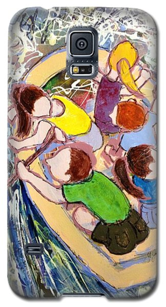 Family Vacation Galaxy S5 Case by Marilyn Jacobson