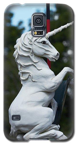 Fantasy Beast At Tudor Gardens Galaxy S5 Case