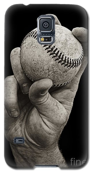Fastball Galaxy S5 Case by Diane Diederich