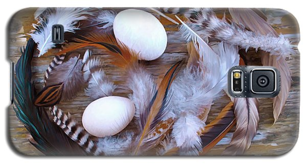 53. Feather Wrath Can Be Ordered Galaxy S5 Case