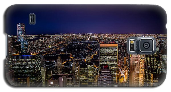 Field Of Lights And Magic Galaxy S5 Case