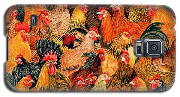 Fine Fowl Galaxy S5 Case by Ditz