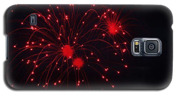 Galaxy S5 Case featuring the photograph Fireworks by Rowana Ray