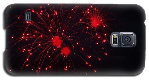 Fireworks Galaxy S5 Case by Rowana Ray