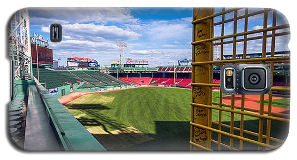 Fisk's Pole And The Green Monster Galaxy S5 Case