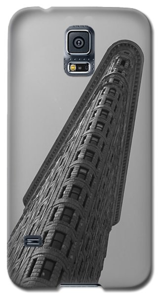 Flat Iron Building Galaxy S5 Case