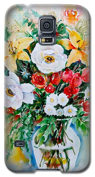 Floral Arrangement IIi Galaxy S5 Case