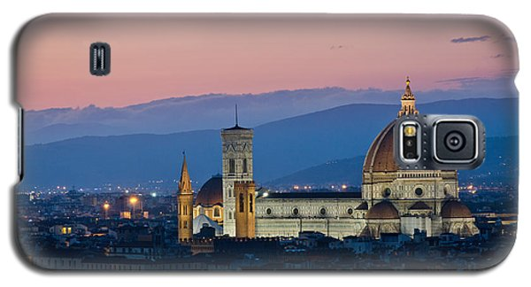 Florence At Sunset Galaxy S5 Case
