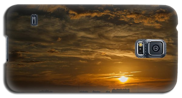 Galaxy S5 Case featuring the photograph Florida Sunset by Jane Luxton