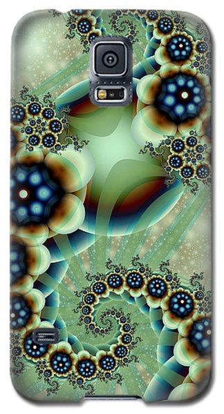 Flowers Around The World Galaxy S5 Case