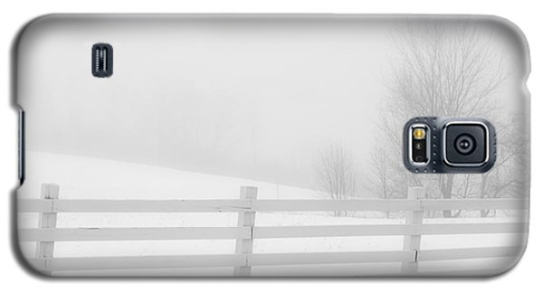 Foggy Winters Day Galaxy S5 Case