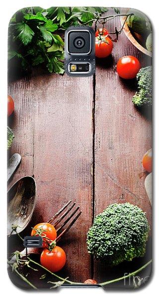 Food Ingredients Galaxy S5 Case