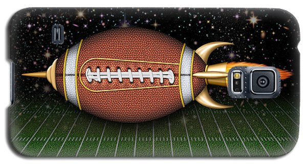 Football Spaceship Galaxy S5 Case