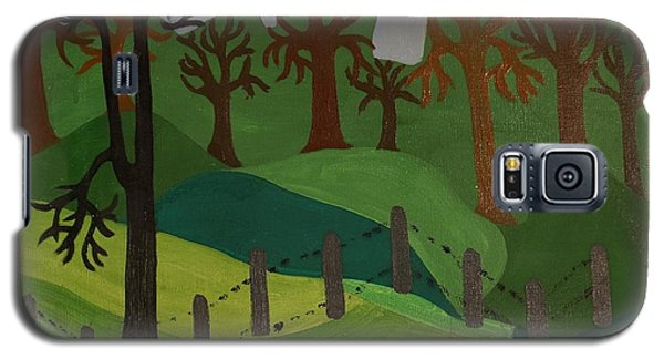 Forest Moderna Galaxy S5 Case