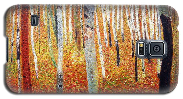 Forest Of Beech Trees Galaxy S5 Case