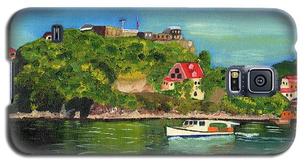 Fort George Grenada Galaxy S5 Case