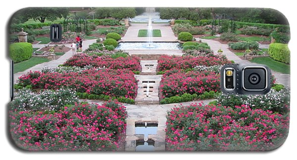 Galaxy S5 Case featuring the photograph Fort Worth Botanical Gardens by Shawn Hughes