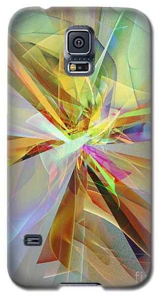 Fractal Fantasy Galaxy S5 Case
