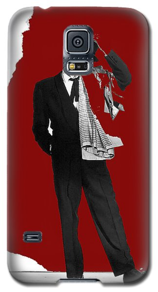 Frank Sinatra Pal Joey Publicity Photo 1957-2014 Galaxy S5 Case by David Lee Guss