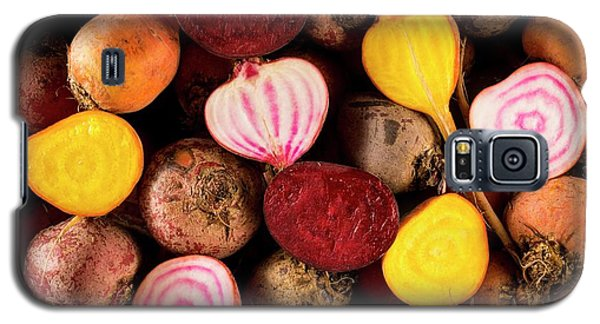 Fresh Beetroot And Red Onions Galaxy S5 Case by Aberration Films Ltd