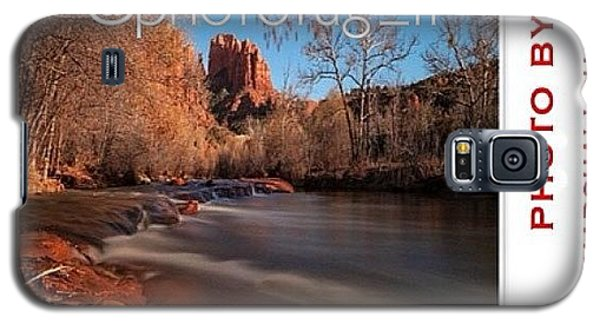 Galaxy S5 Case - Friends, My Photo Is In The by Larry Marshall