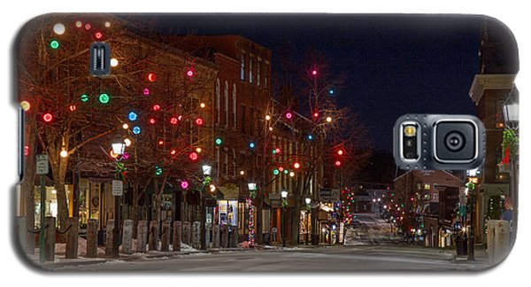 Front Street Galaxy S5 Case