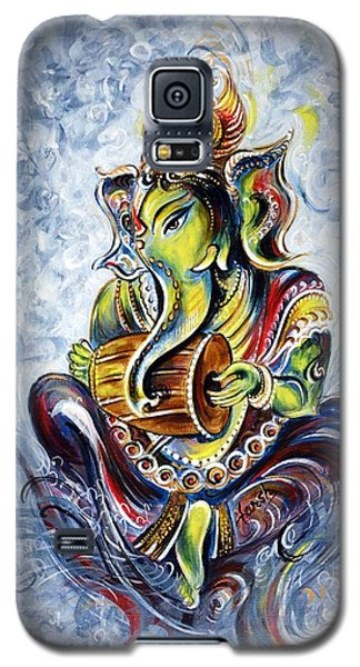 Musical Ganesha Galaxy S5 Case